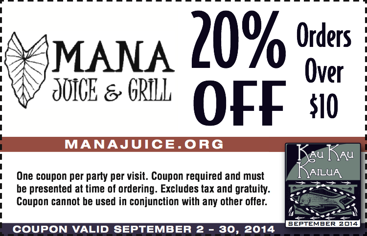 Coupon_ManaJuice_Grill