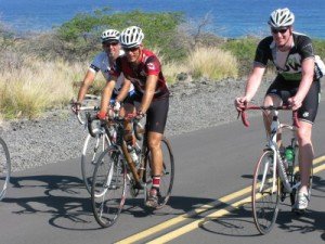 Hawaii Cycling Club Weekly Rides  @ Old Airport Children's Playground Parking Lot