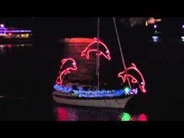 2020 Christmas Boat Parade In Kailua Kona Hawaii 5th Annual Lighted Boat Parade