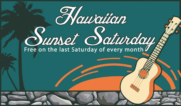 Hawaiian Sunset Saturdays