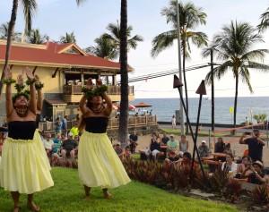 Hawaiian Sunset Saturday  @ Coconut Grove Marketplace    Kailua-Kona   Hawaii   United States