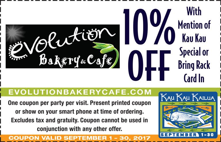 Evolution Bakery Cafe