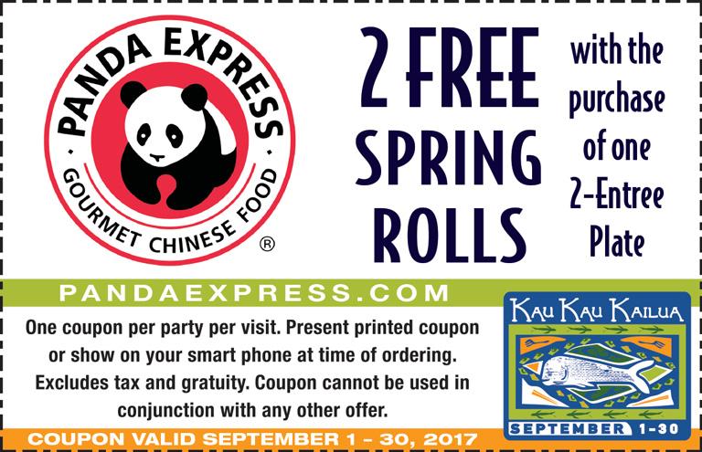 Coupon Panda Express