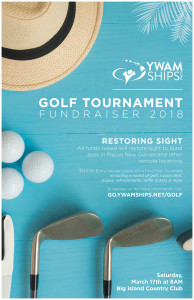 YWAM Ships Kona Golf Tournament @ Big Island Country Club | Kailua-Kona | Hawaii | United States