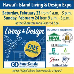 Hawai'i Island Living & Design Expo @ Sheraton Kona Resort & Spa at Keauhou Bay - Kaleiopapa Convention Center