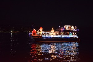 6th Annual Lighted Boat Parade @ Kailua Pier