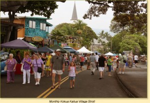 Kokua Kailua Sunday @ Historic Kailua Village | Kailua-Kona | Hawaii | United States